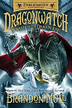 Wrath of the Dragon King 1481485059 Book Cover