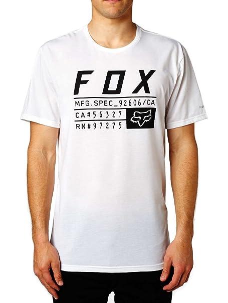 Camiseta Fox Abyssmal Optic Blanco (Xl , Blanco)
