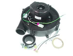 333710-751 - Carrier Furnace Draft Inducer/Exhaust Vent Venter Motor - OEM Replacement