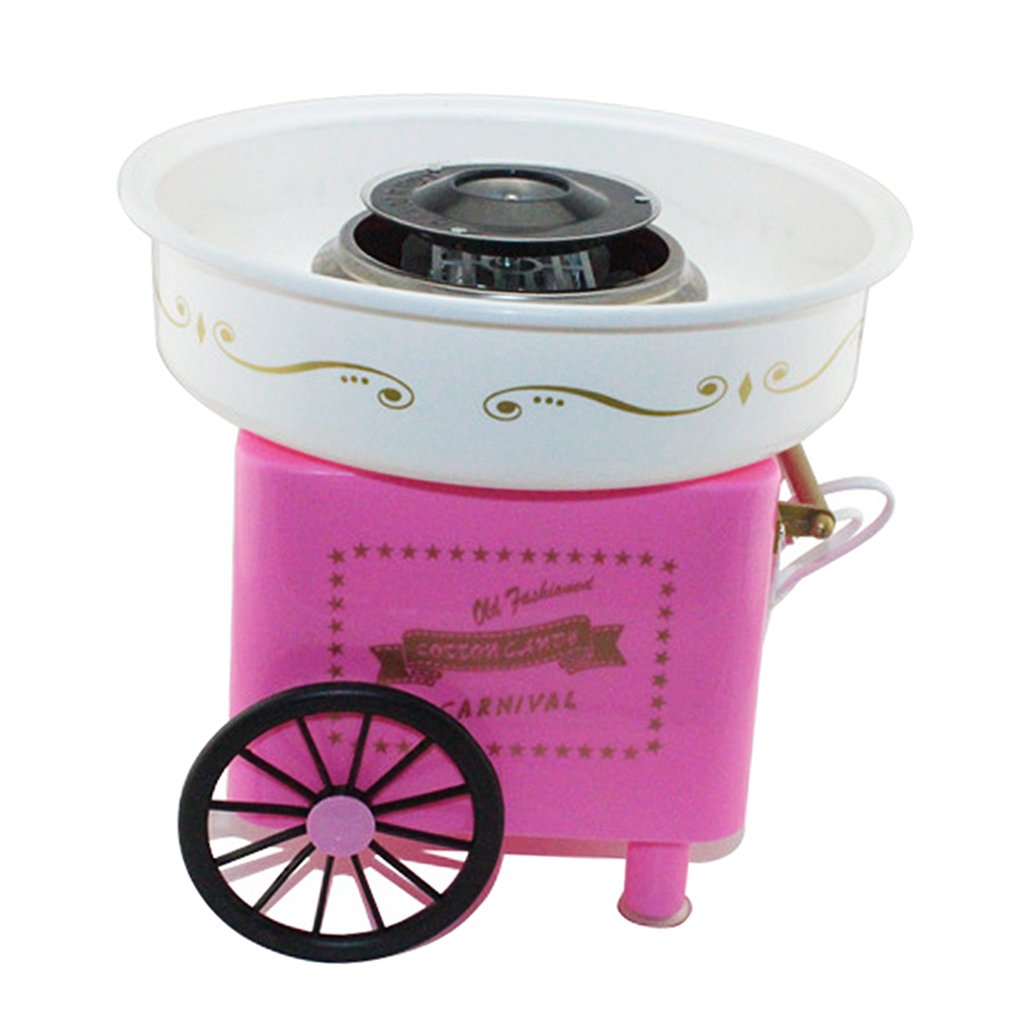 MagiDeal Cotton Candy Maker Machine Electric Floss Carnival Party For Children US