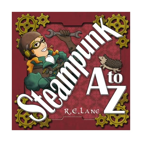 Steampunk A to Z 3