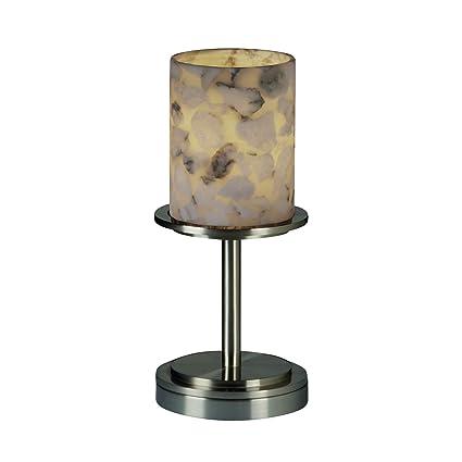 Amazon.com: justice design group alabastro Rocks. 1-Light ...
