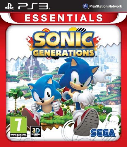 Sonic Generations: Essentials (PS3) (Generations Ps3 Sonic)
