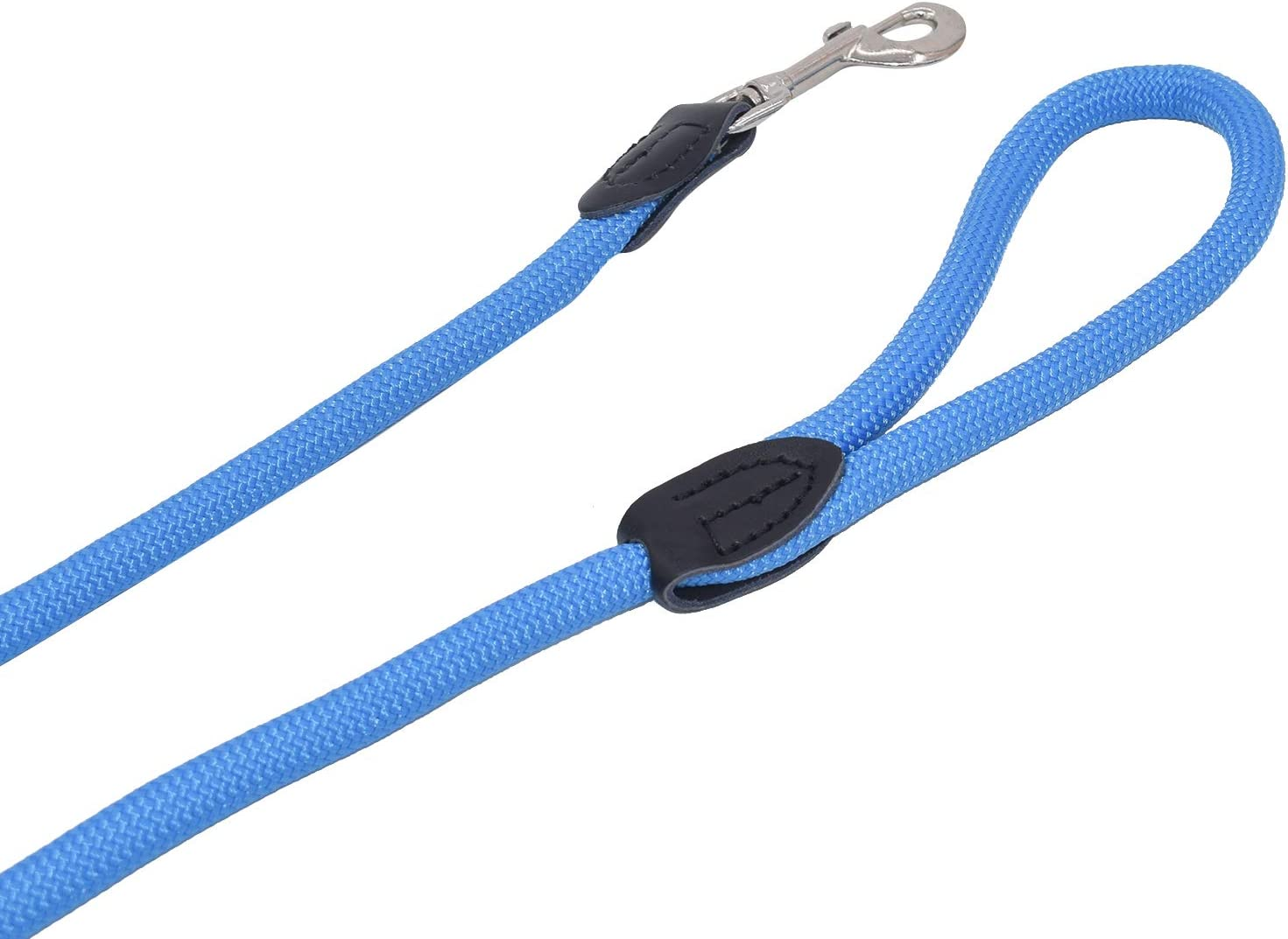 Molaxpet 4Ft Durable Comfort Nylon Rope Leash for Dog Daily Training Walking