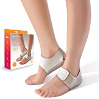 Heel That Pain Heel Seat Wraps for Plantar Fasciitis and Heel Spurs – Perfect for Heel Pain Relief While Barefoot or with Sandals | Patented, Clinically Proven, 100% Guaranteed (Small)