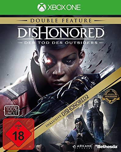 Dishonored: Der Tod des Outsiders Double Feature (inkl. Dishonored 2) [Importación alemana]: Amazon.es: Videojuegos