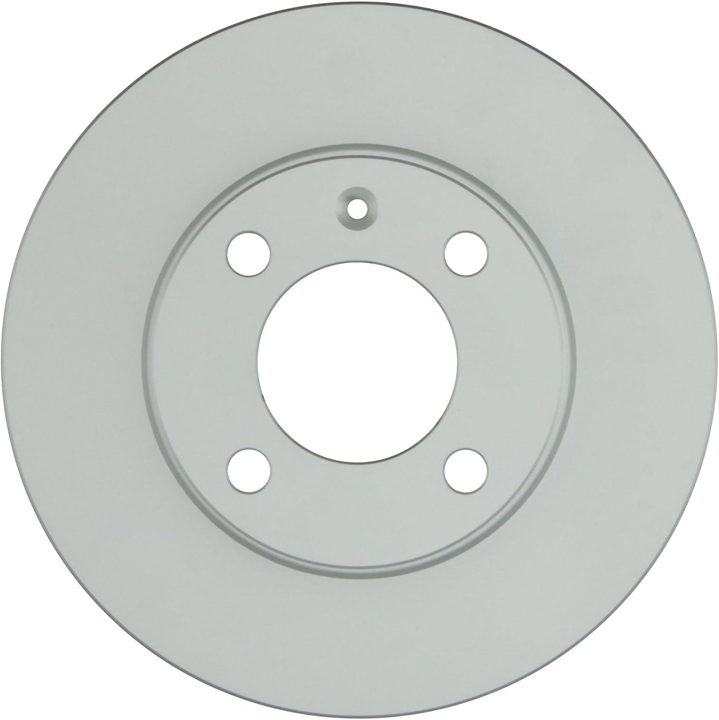 Jetta Front Rear  Blank Brake Rotors+Semi-Met Brake Pad For Volkswagen Scirocco