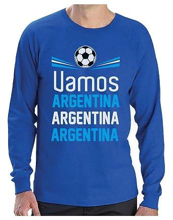 Camiseta de Manga Larga para Hombre - Apoya a la Selección ...