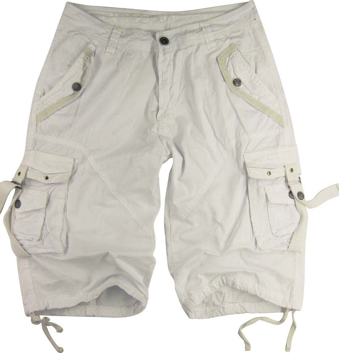Mens Cargo Pocket Shorts Military_Style Size:30-54#A8s
