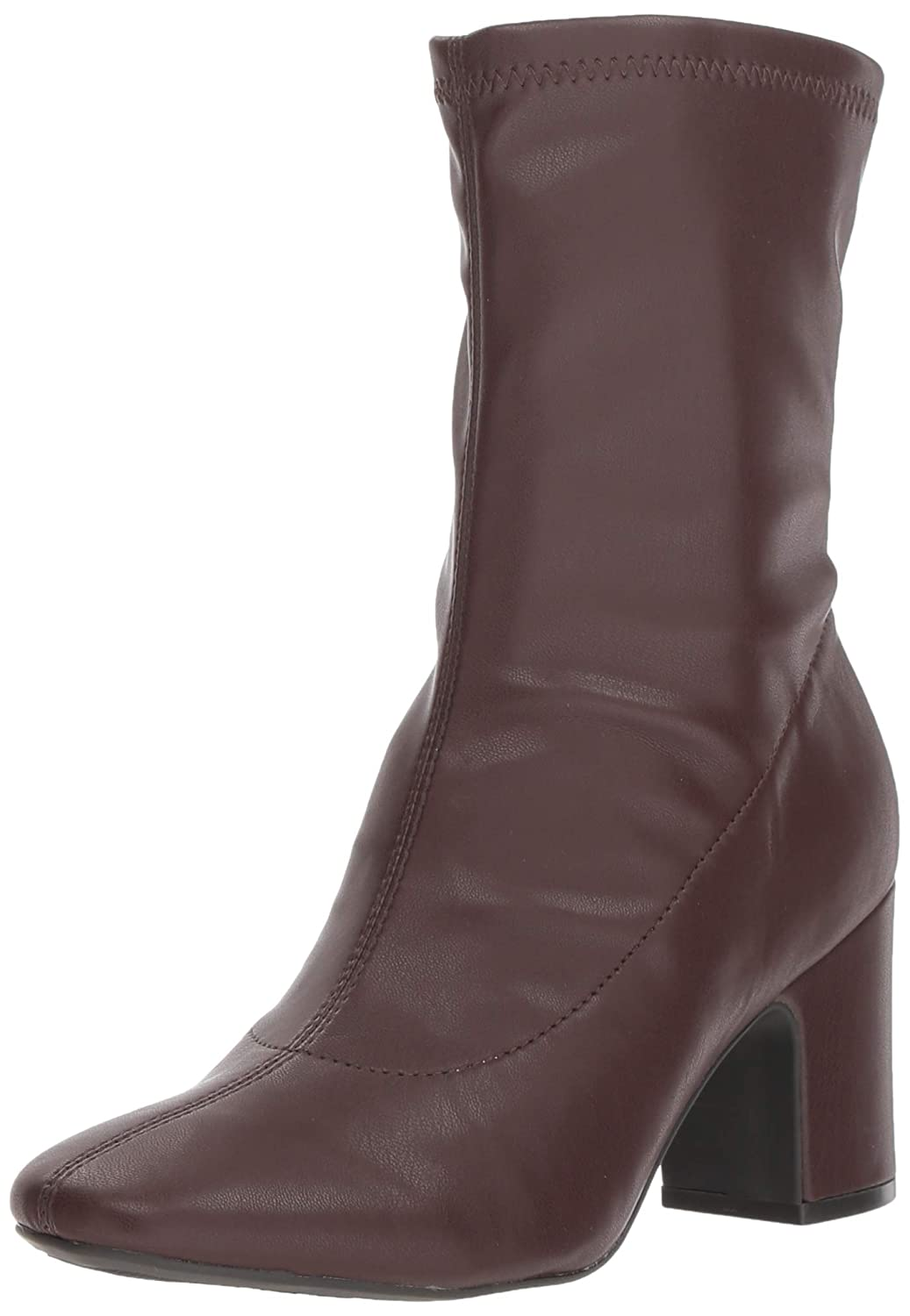 Brown Aerosoles Womens Tall Grass Mid Calf Boot