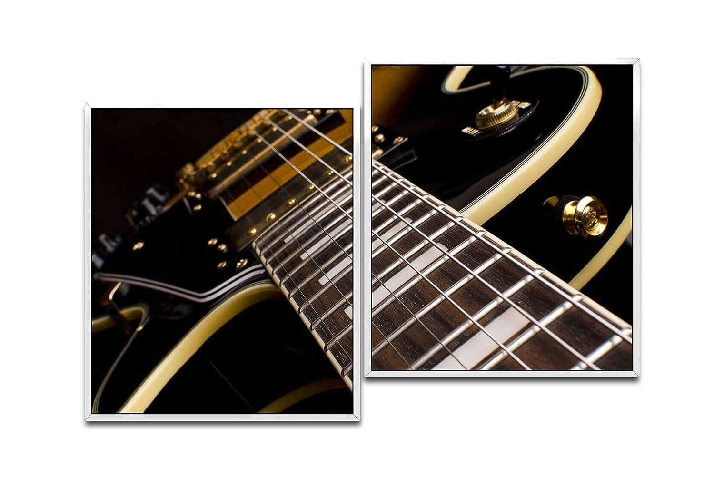 Paul Sinus Art - Guitarra eléctrica, grabación de cercanía, 130 x 90 ...