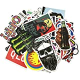 Laptop Stickers 300 pcs Random Sticker Pack Car Stickers Motorcycle Bicycle Luggage Decal Graffiti Patches Skateboard Waterproof Stickers (300 Pcs)