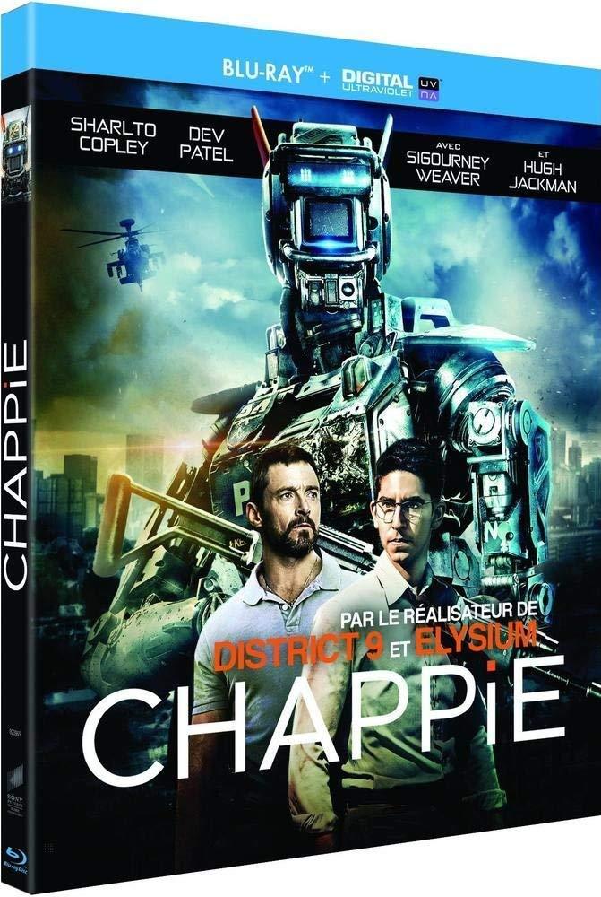 Chappie [Italia] [Blu-ray]: Amazon.es: Sharlto Copley, Dev ...