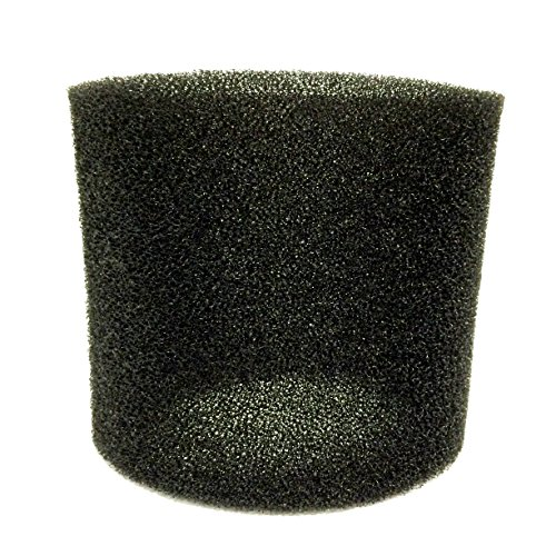 Foam Filter Sleeve Fits Shop Vac Wet Dry Replaces 90585 (Wet Pickup Foam Filter)