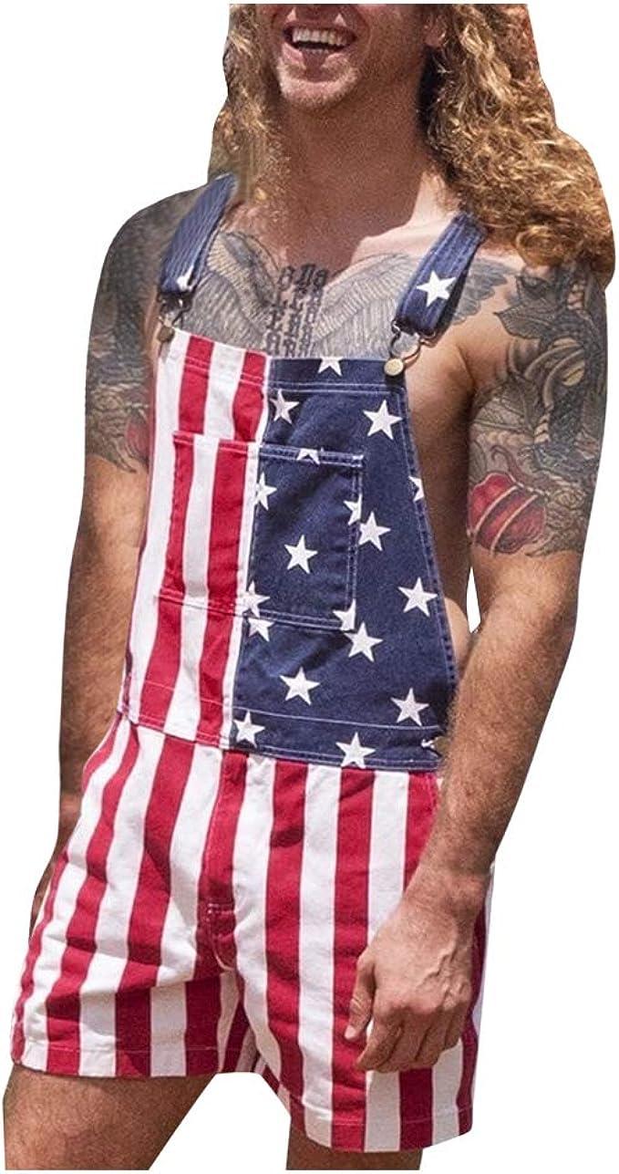 BMX Bike American Flag-1 Organic One-Piece Kid Pajamas Clothes BKNGDG8Q Toddler Baby Boy Romper Jumpsuit