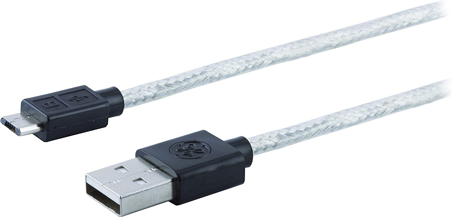 GE Pro 1ft. Micro USB Charging Cable