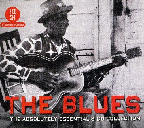 Blues: Absolutely Essential 3 CD Collection / Various (Best Music Compilations Of All Time)
