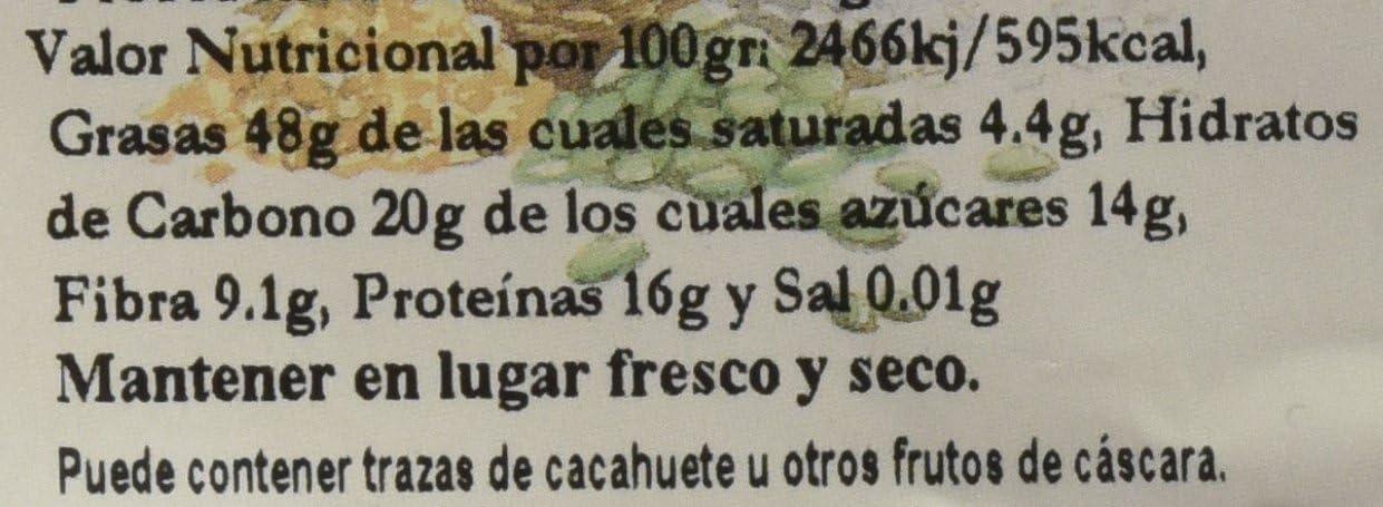 Bionsan Mix de Frutos Secos Ecológicos - 3 Bolsas de 100 gr - Total: 300 gr