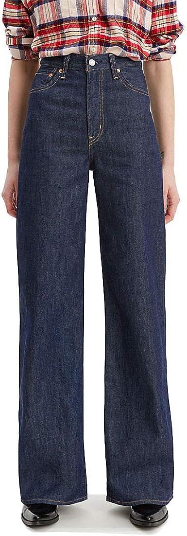 Amazon Com Levi S Ribcage Pantalones De Pana Para Mujer Clothing