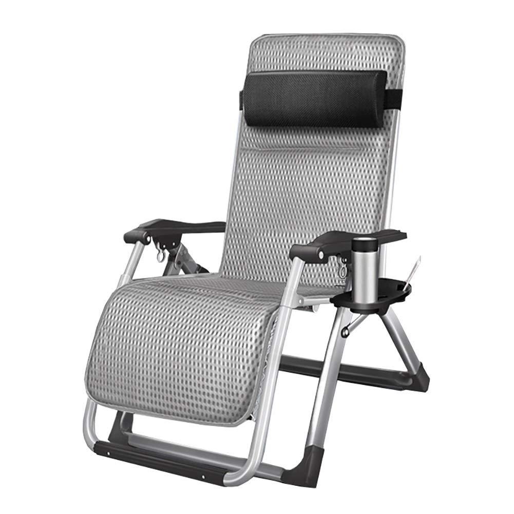 Amazon.com: YXX - Silla reclinable plegable de gran tamaño ...
