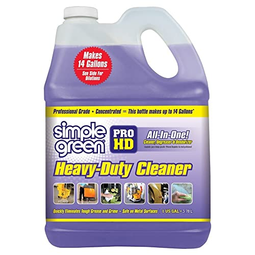Simple Green Heavy Duty Cleaner Concentrate Review