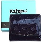 985c3920152b Kstarplus 財布 レディース 二つ折り 小銭入れ ミニ財布 レディース ブランド 人気 小さい財布 かわいい プレゼント