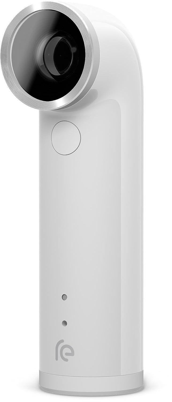 HTC RE 16.0MP Waterproof Digital Camera (White) OPG 1100