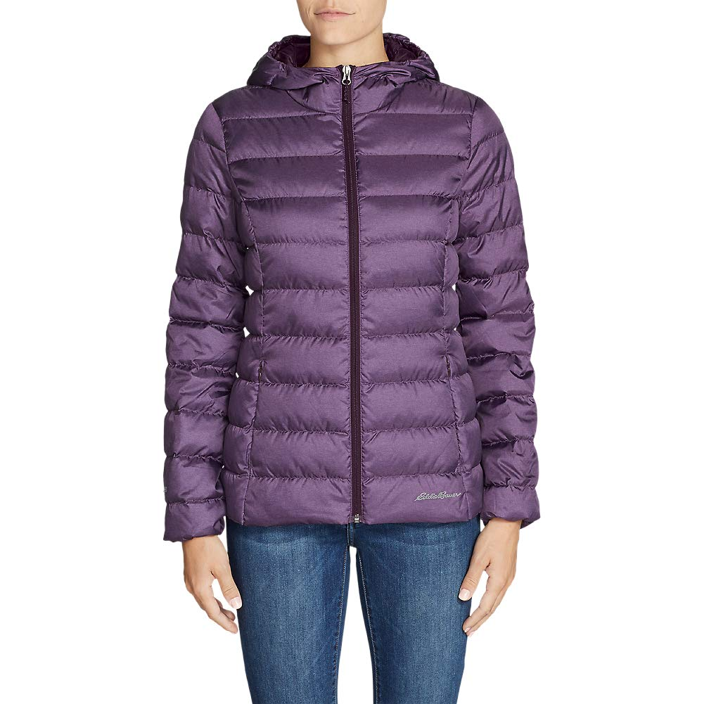 Eddie Bauer Women's CirrusLite Down Hooded Jacket 20612655