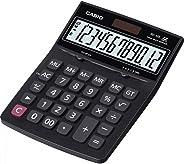 Calculadora de Mesa 12 Dígitos, Casio, 60409, Preto