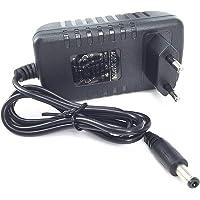 DZYDZR 80-240V AC/DC Adaptateur DC 12V 3A 36W Chargeur 5,5 x 2,1/2,5mm Mural Alimentation pour Strip LED / S Imprimante / Ruban LED / TFT / Écran LCD / Routeur etc (DC Power Supply)