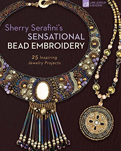 Book Beads (Sherry Serafini's Sensational Bead Embroidery: 25 Inspiring Jewelry Projects)