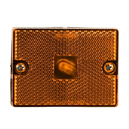 028845003116 - Blazer C6423 Square Trailer Light Kit - Red carousel main 6