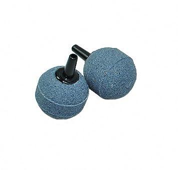 Difusor de burbujas en forma de bola para acuario, pecera, bomba e hidropónica.: Amazon.es: Productos para mascotas