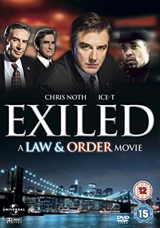 Exiled 1998 A law and Order movie Reino Unido DVD: Amazon.es ...