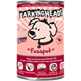 Barking Heads Wet Fusspot Dog Food Tins, Pack of 6 pack of 6
