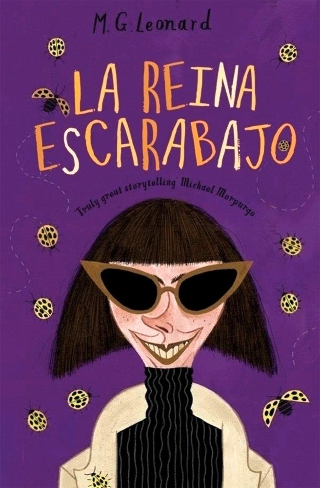 Read Online La reina escarabajo (Spanish Edition) pdf