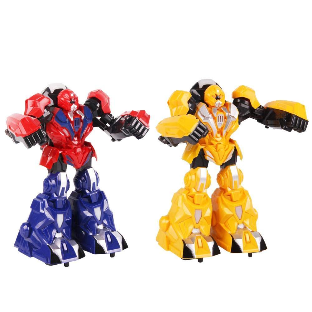 2.4G RC Boxing Robot Spielzeug Für Kinder - Intelligente Stimme, Drahtlose Fernbedienung, Somatosensorische Bedienung