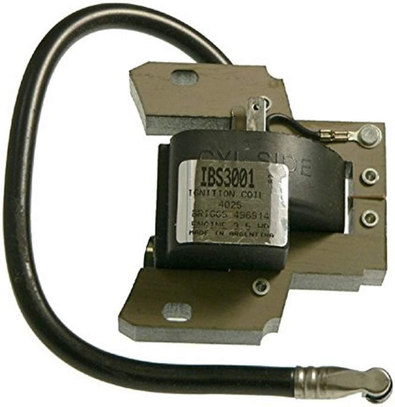 Db Electrical IBS3001 Ignition Coil for Briggs And Stratton 398593 793281