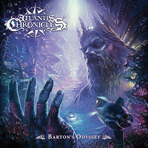 Bartons Odyssey Atlantis Chronicles product image