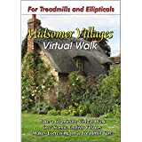 The Midsomer Villages Walk Treadmill Scenery DVD