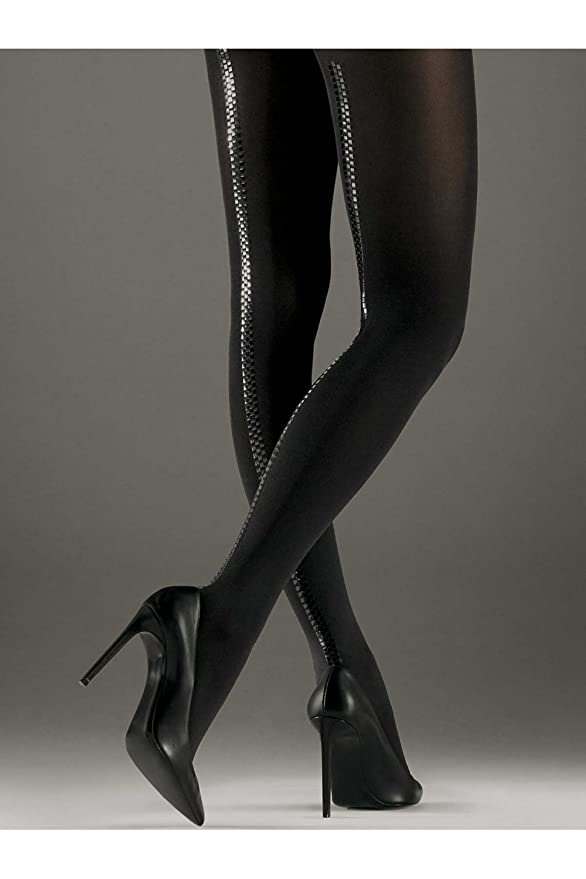 Wolford dARLEENE collants collants opaques avec plaquettes 853f31d0fab