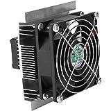 VBESTLIFE 120mm冷却ファン CPUクーラー 12v 静音タイプ 高風量 高回転速度 半導体クーラー ケースファン コンピュータ適用