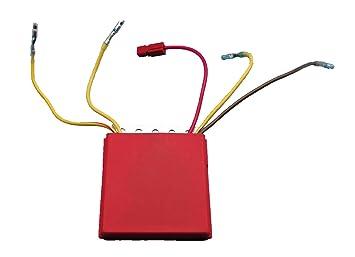 amazon com tuzliufi replace voltage regulator rectifier polaris ignition switch wiring diagram polaris sportsman wiring schematic