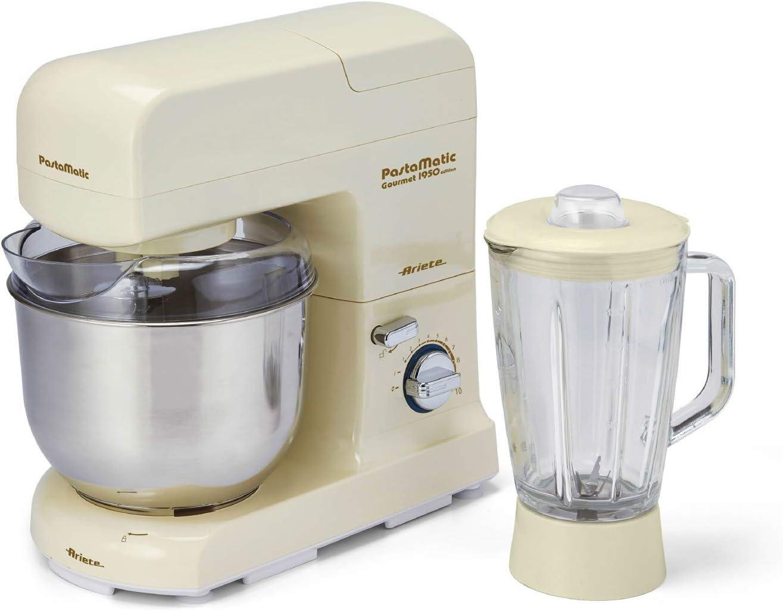 Ariete 00C159611AR0 - Robot de cocina, color crema