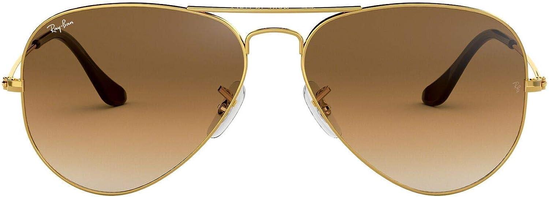 Ray-Ban Gafas de sol clásicas unisex para adultos Rb3025