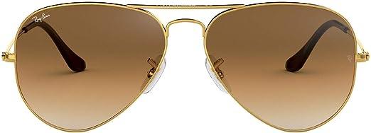Ray-Ban RB3025 Aviator - Gafas de sol (metal)