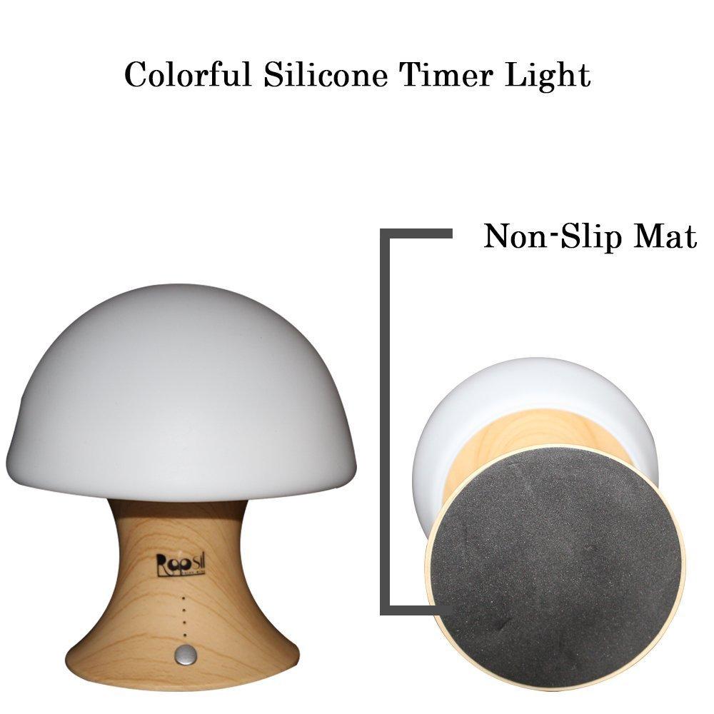 カラーChangingセルフタイマーLED夜ライトランプ – ポータブル緊急ライト B01CQEKA4S 14302