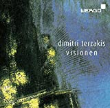 Terzarkis:Visionen [Various, Georg Christopher Biller; Ulf Schirmer] [Wergo: WER 73312] by Various