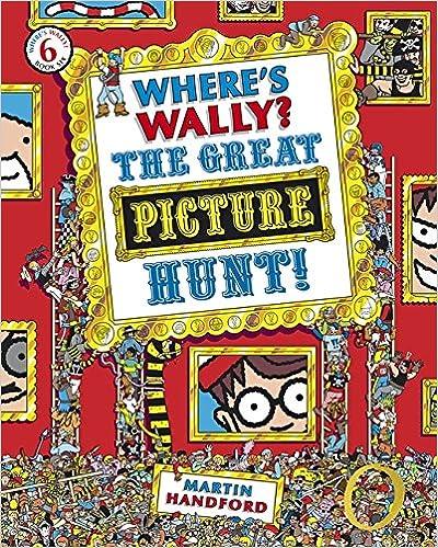 Where's Wally? The Great Picture Hunt por Martin Handford epub