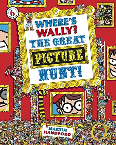 Where's Wally  The Great Picture Hunt  The Great Picture Hunt
